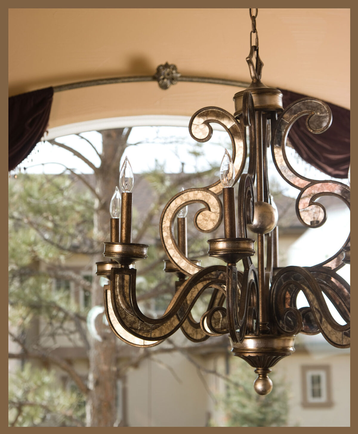3. Matching and complimenting colors • Ona Drapery Hardware
