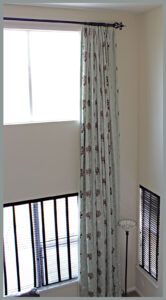 200+ inch drapery panels