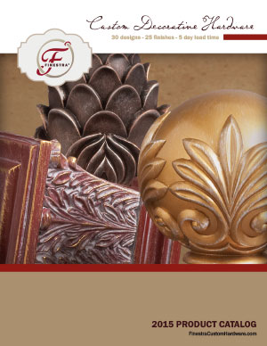 Finestra 2015 Custom Decorative Hardware catalog