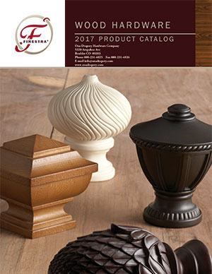 Finestra 2017 Wood catalog