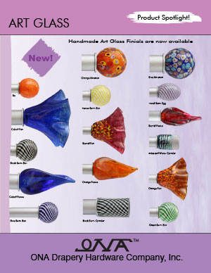 Ona 2014 Art Glass brochure