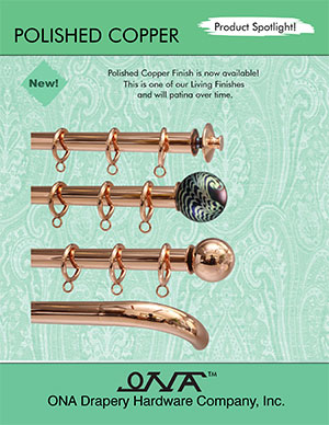Ona 2014 Polished Copper brochure