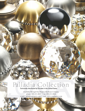 Palladia Collection catalog cover