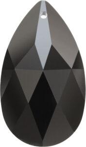 Black crystal drop