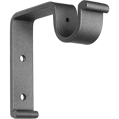 Bracket with Rolled Ends
