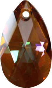 Copper crystal drop
