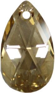 Golden Shadow crystal drop