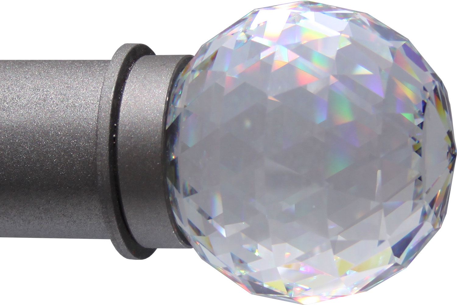 Large Crystal Ball finial