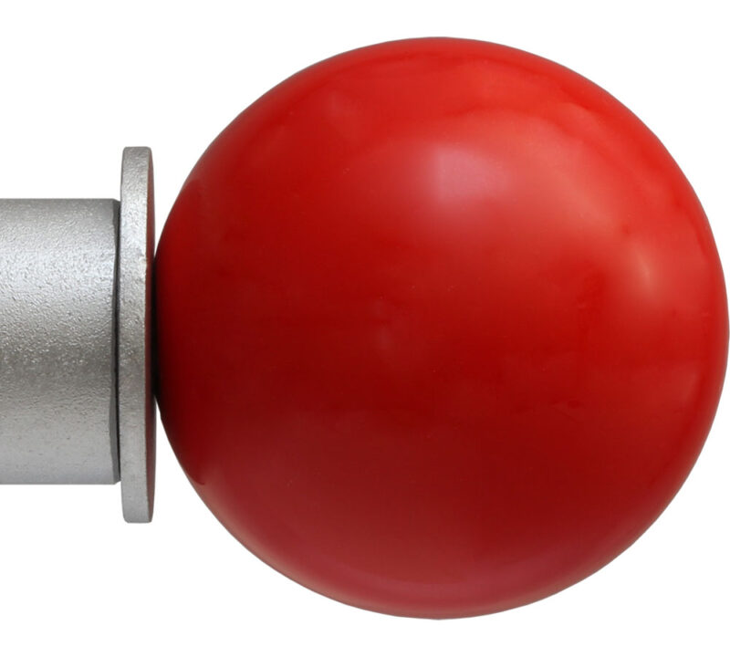 Tomato Ball Onalux finial