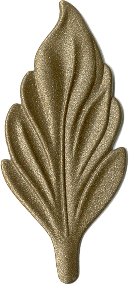 Antique Brass finish chip