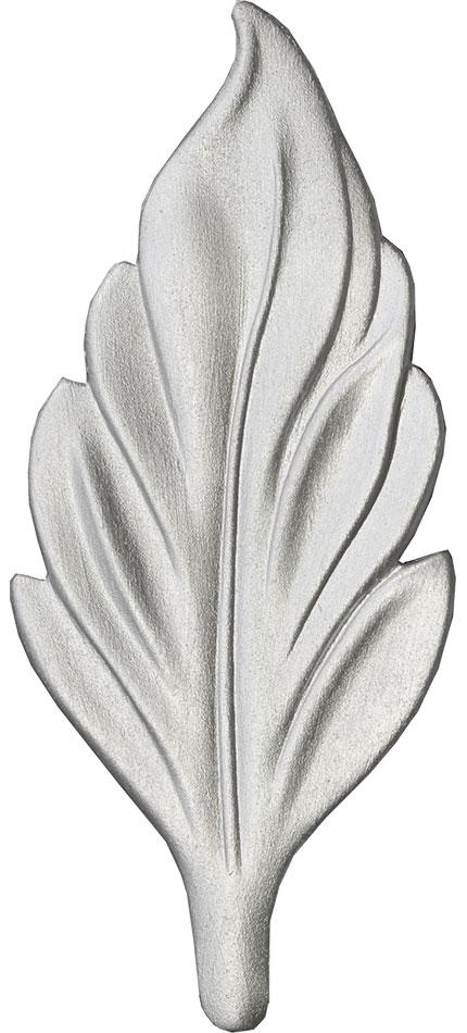 Brite Silver finish chip