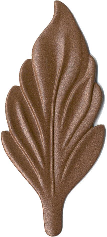 Bronze finish chip