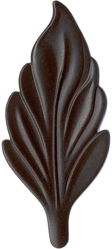 Burnished Bronze finish chip