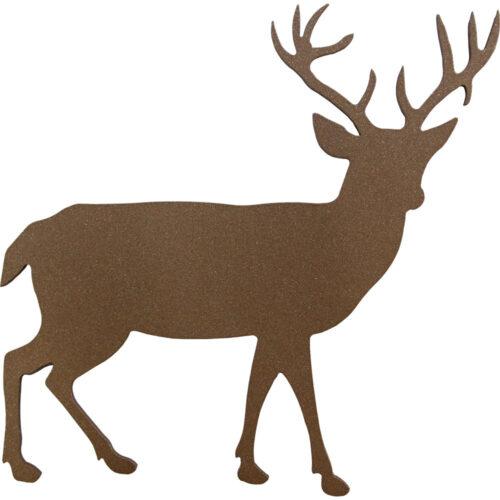 Deer Rosette