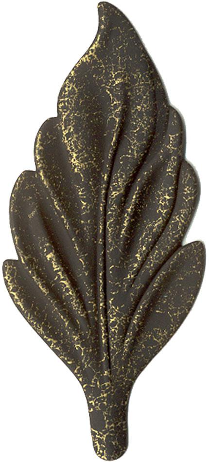 Gold Blush finish chip
