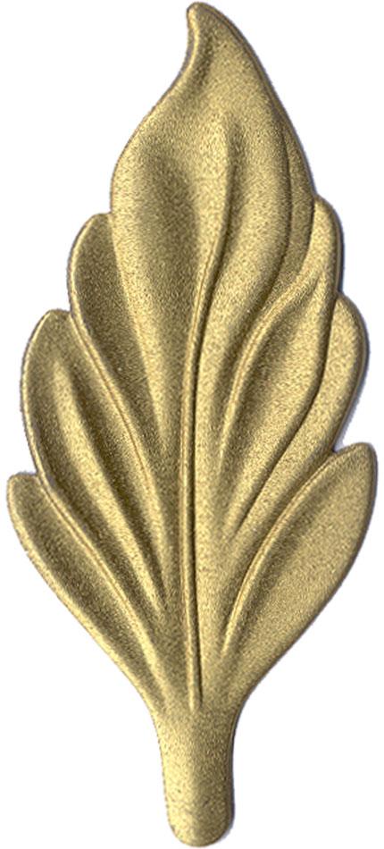 Gold finish chip