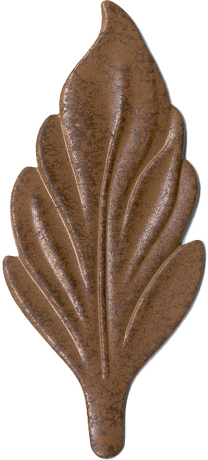 Leather finish chip
