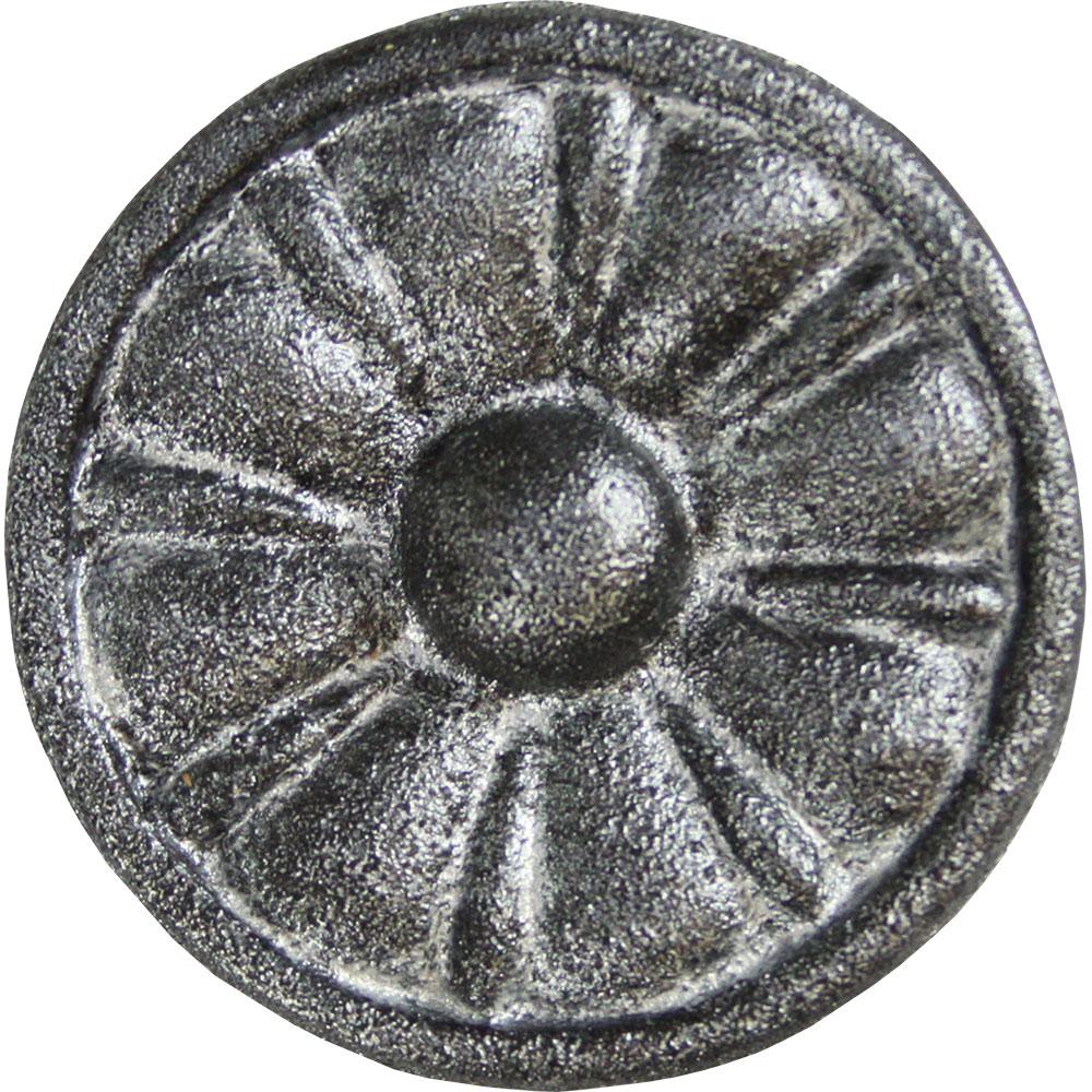 Medallion Rosette Ona Drapery Hardware