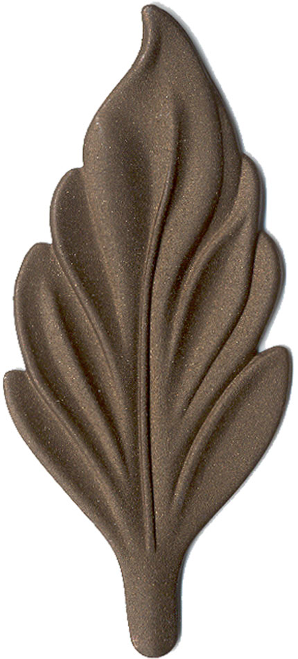 Nutmeg finish chip