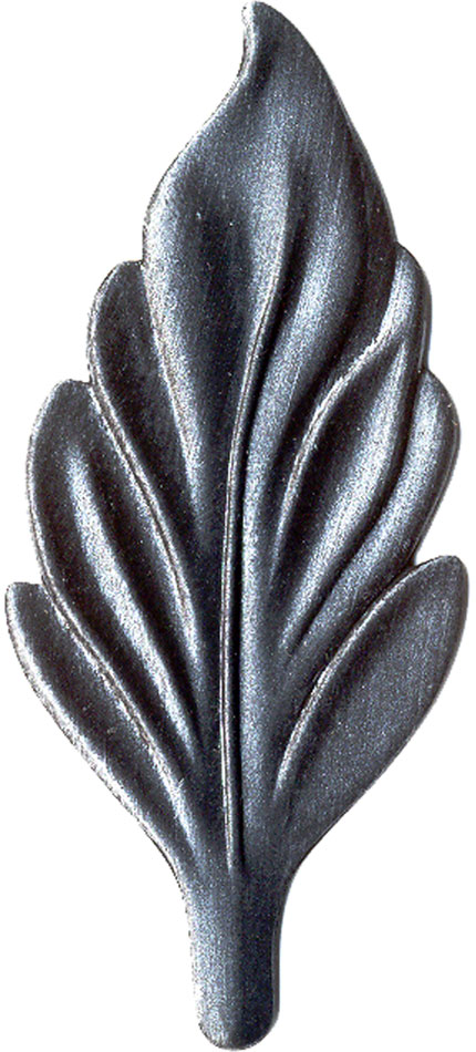 Pewter finish chip