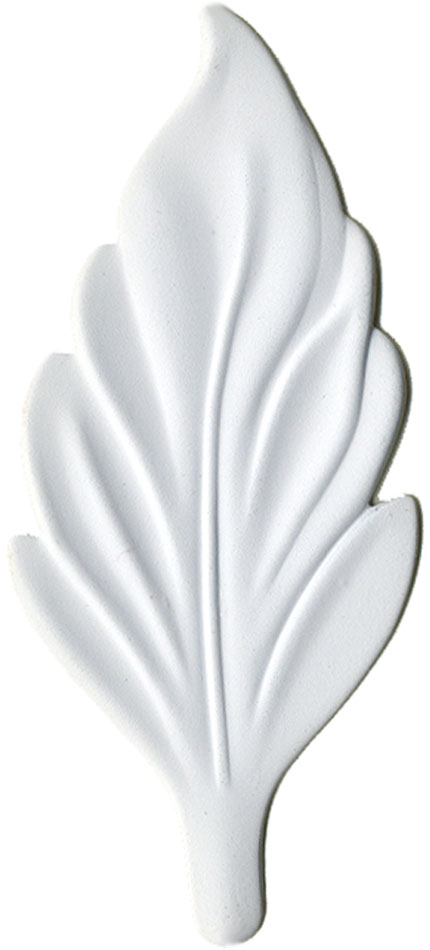 White finish chip
