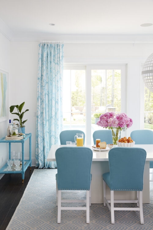 Hamptons Showhouse Dining Room