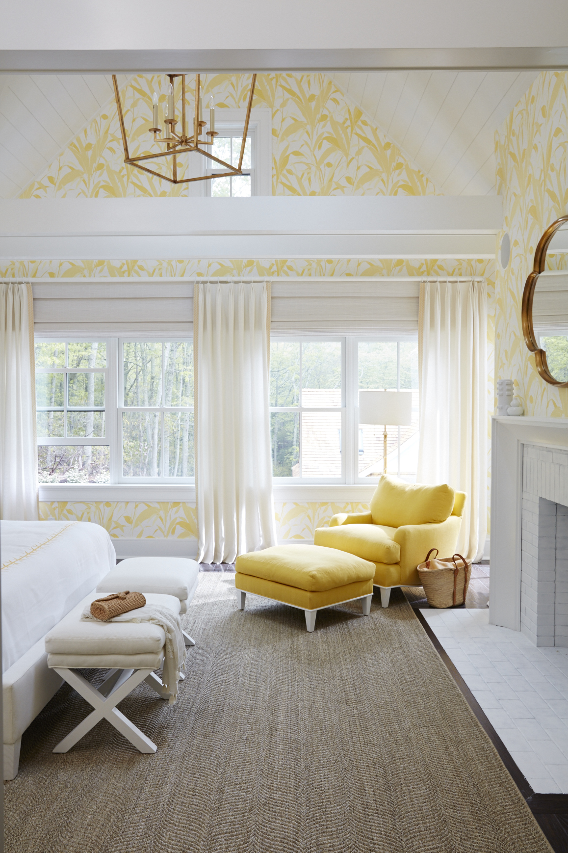 Hamptons Showhouse Master Bedroom