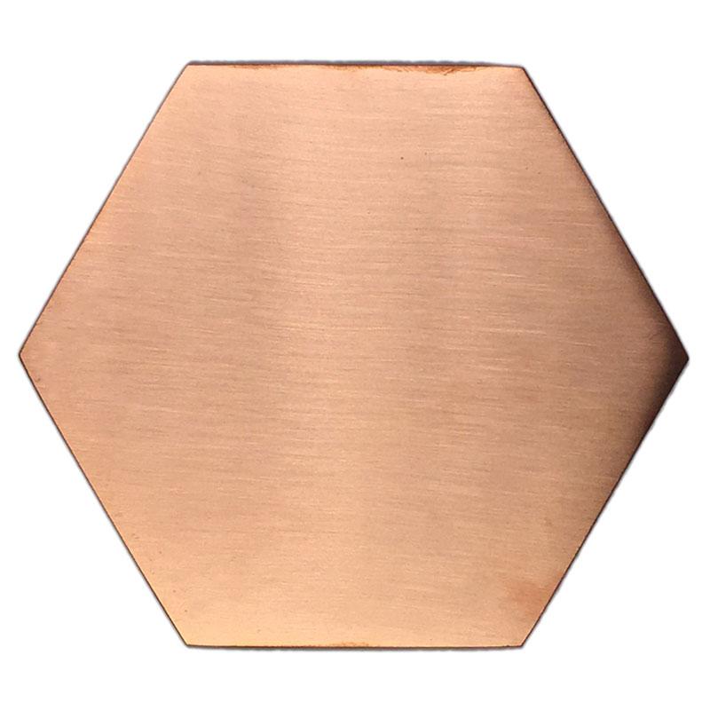 Matte Copper Finish