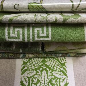 Greenery fabrics 4