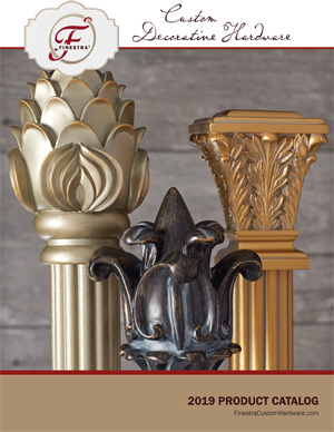 Finestra 2019 Custom Decorative Hardware catalog