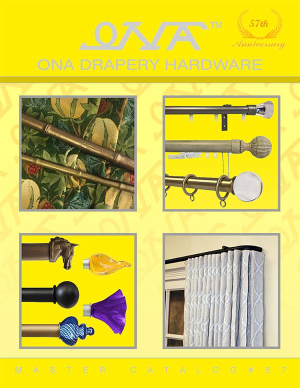 Ona Drapery 2019 catalog