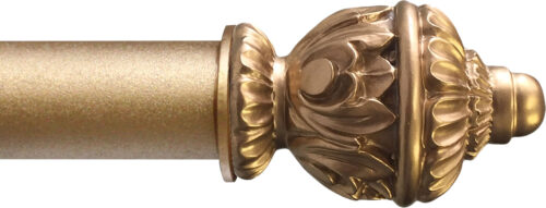Darlington finial in Gilt