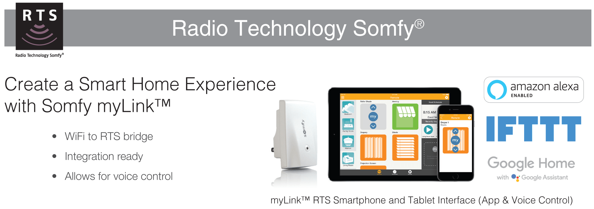 Radio Technology Somfy