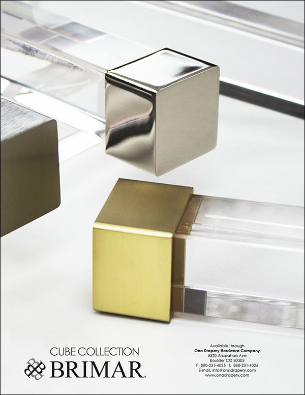 Brimar Cube Collection flyer
