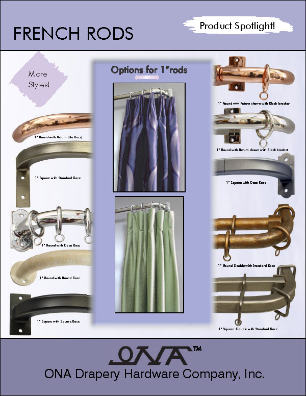 Ona 2014 French Rods brochure